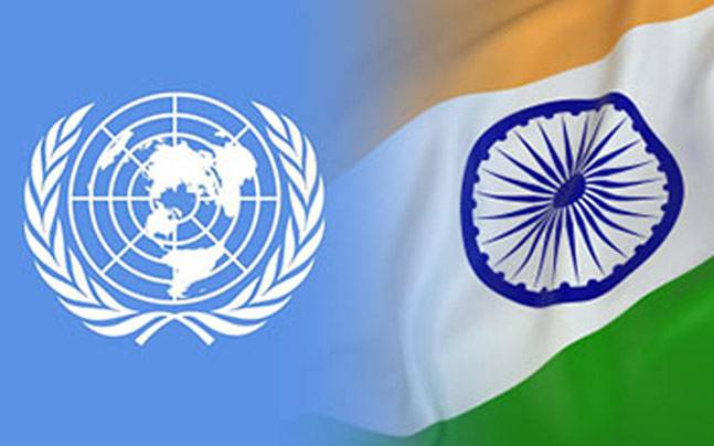 India gives $100,000 to UN Tax Fund; 1st country to contribute