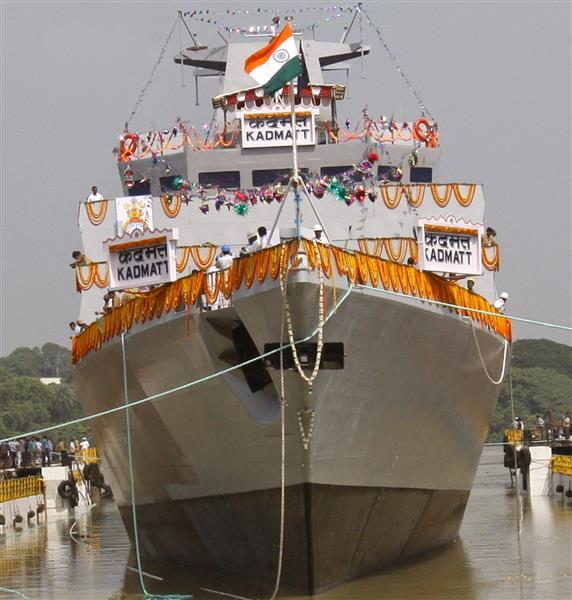India To Limit Ship Buys to Domestic Yards