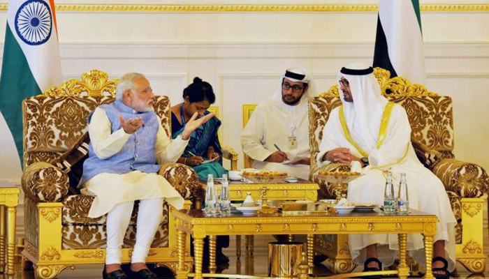 India in Talks With UAE on Oil-for-food Exchange