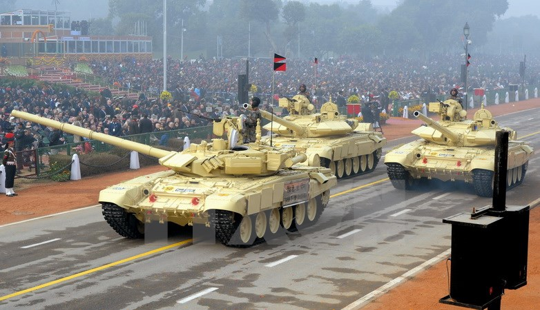 India wants to be one of the world's biggest arms exporters
