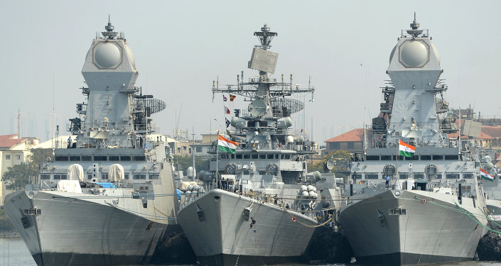 India-Russia naval exercise codenamed 'Indra Navy-16' to begin from Wednesday