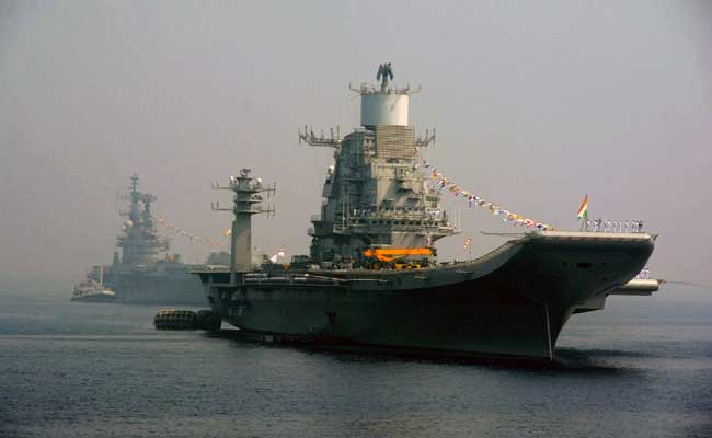 INS Vikramaditya Reaches Maldives on Goodwill Visit