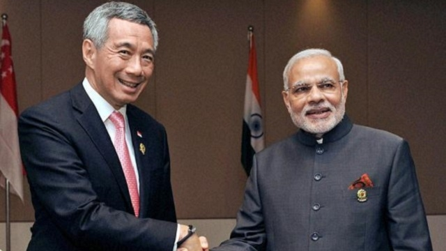 Singapore PM Lee Hsien Loong to kickstart five-day India trip today