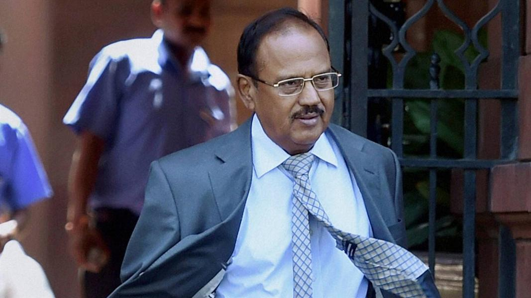 NSA Ajit Doval meets Afghanistan's top leadership