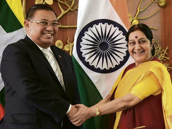 India, Myanmar hold first JCC meet
