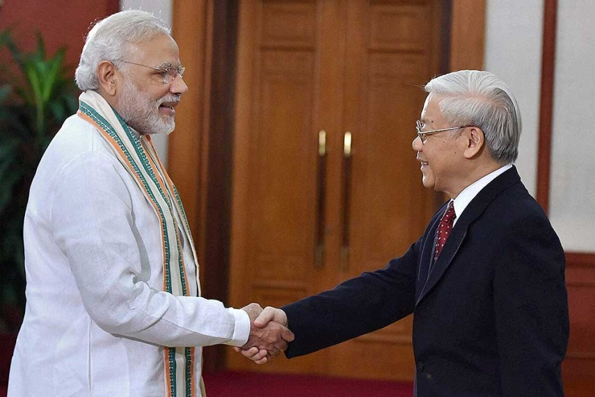 India Vietnam Relations: From Foundation to Superstructure (Part 1)