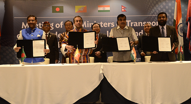 India begins implementation of motor pact with Bangladesh, Nepal