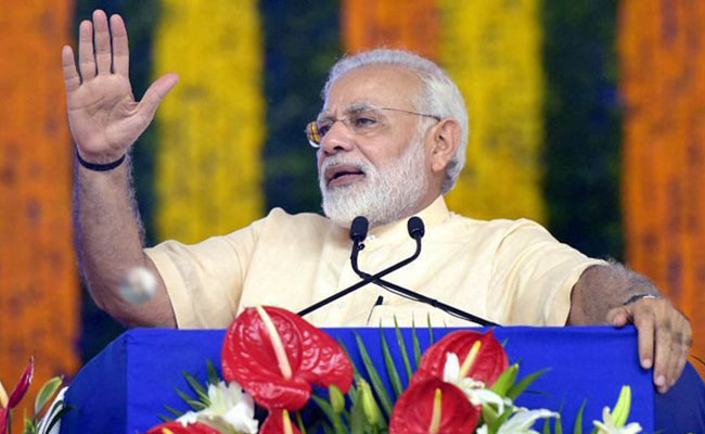 PM Narendra Modi calls for sweet revolution in the country