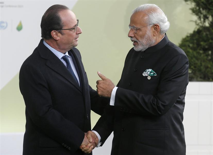 As it happened: India, France ink MoU on purchase of Rafale jets