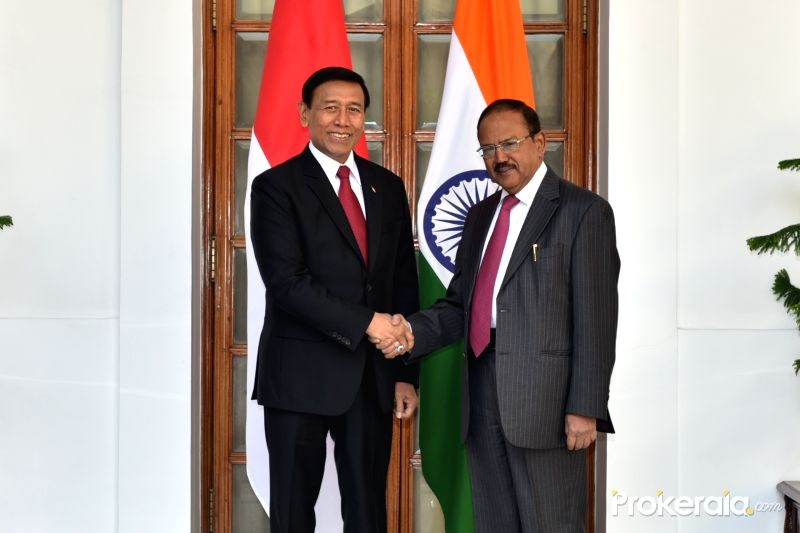 India, Indonesia hold 1st security dialogue, vow to combat terror