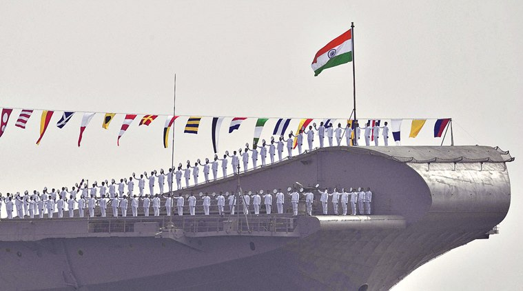 India set to participate in multinational exercise in the East Sea