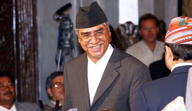 Nepal PM Deuba's maiden foreign trip begins with India visit on Aug 23
