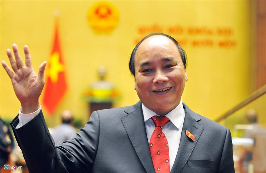 Congratulation Letter to Vietnam - India Friendship Association of PM Nguyen Xuan Phuc