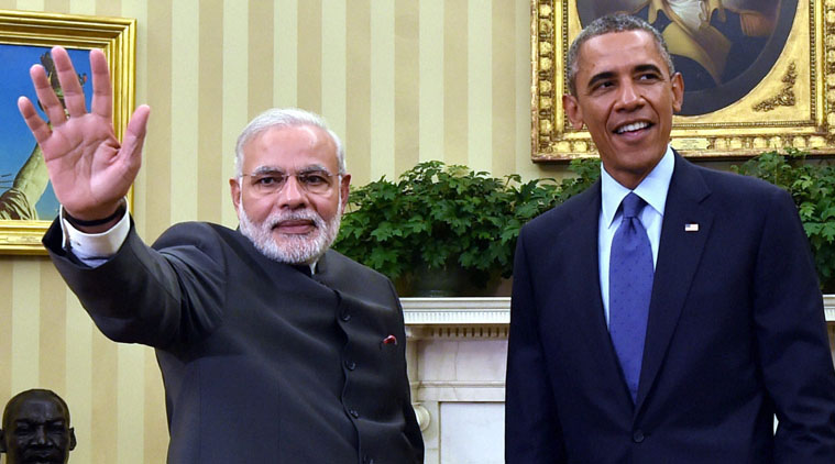 US President Barack Obama Calls Up PM Narendra Modi to Greet Him on Diwali