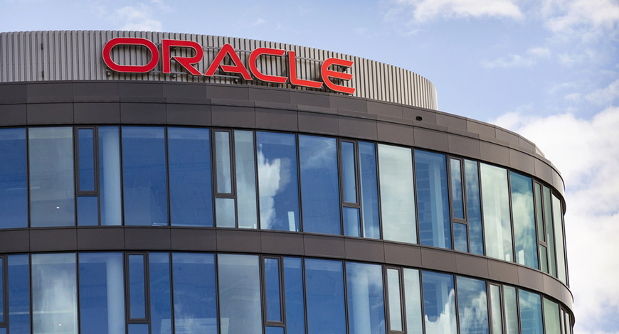 Oracle to set up data centre in India