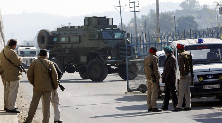 Attack on Pathankot air base a 'heinous terrorist act': US