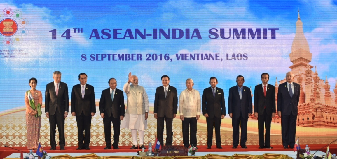 ASEAN is central to India's 'Act East' policy: PM Modi in Laos