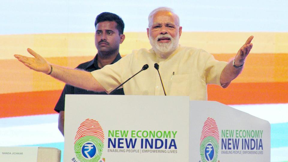Narendra Modi's vision of a 'new India' is being tested
