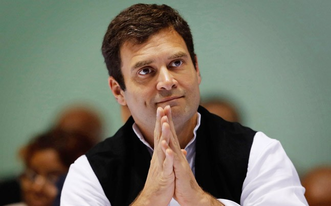 Rahul Gandhi elected Congress president unopposed, to take charge on Dec 16