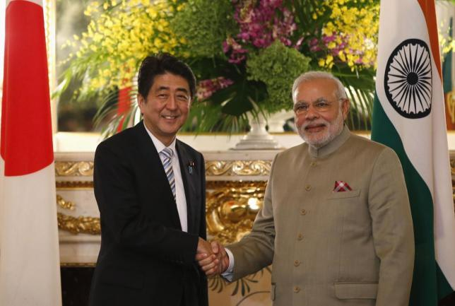 Japan, India agree to boost three-way defense cooperation with U.S.