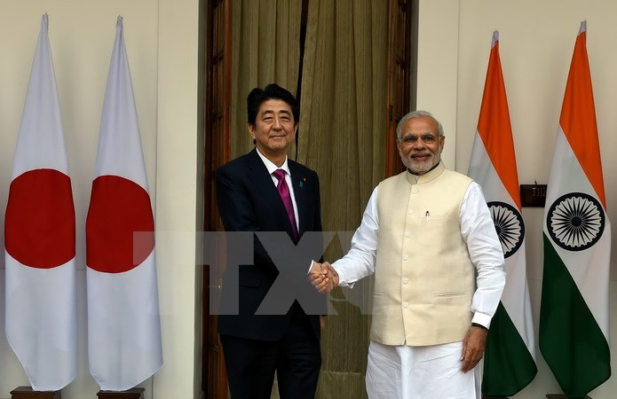 India, Japan agree on military sales, train, nuclear deal