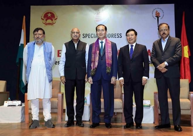 President highlights Indian Ocean-Asia-the Pacific development space