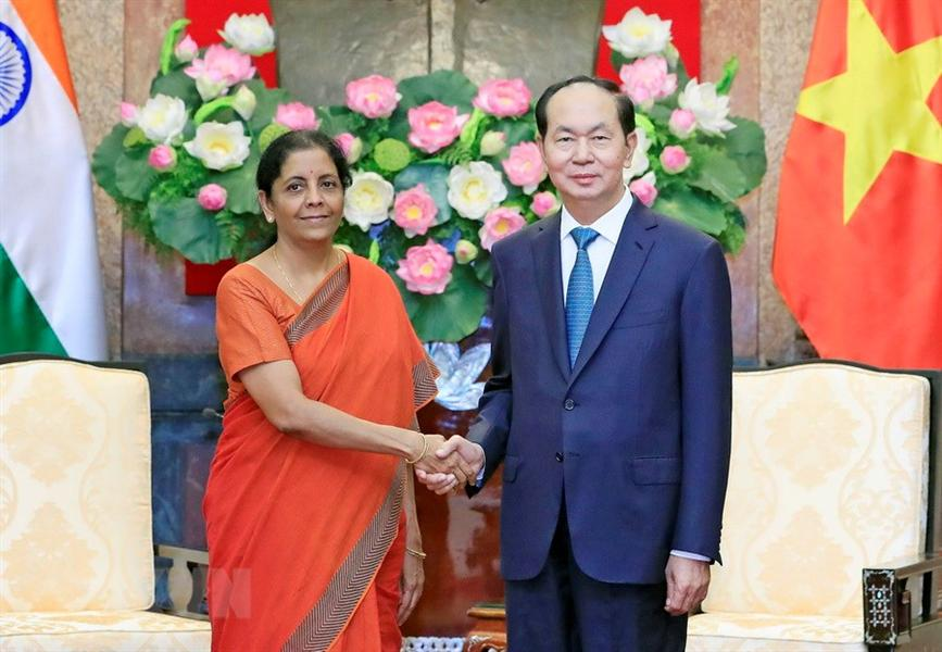 President voices support for stronger Việt Nam-India defence ties