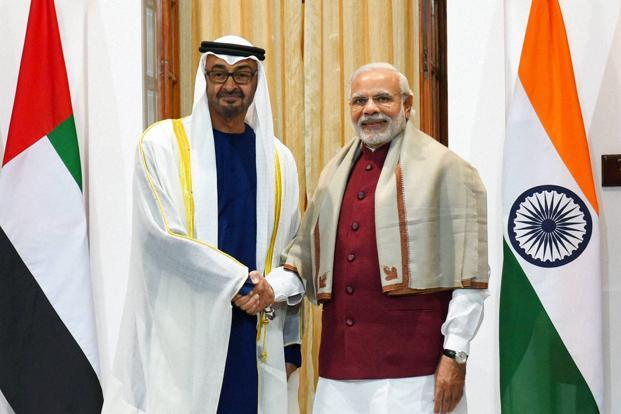 India, UAE ties to turn strategic during crown prince's Republic-day visit