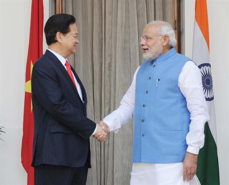 Joint Statement on the State Visit of Prime Minister of the Socialist Republic of Vietnam to India (October 27-28, 2014)