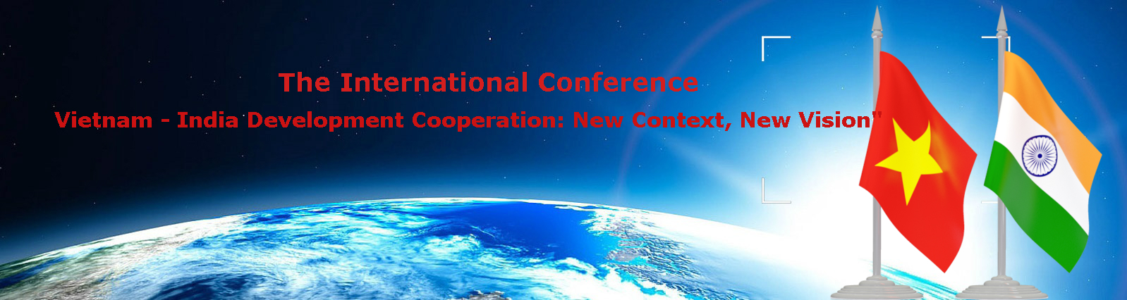 "Offer Writing Paper and Attendance for the International Conference ""Vietnam - India Development Cooperation: New Context, New Vision"""