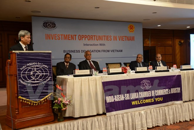 Viet Nam investment promotion conference held in India