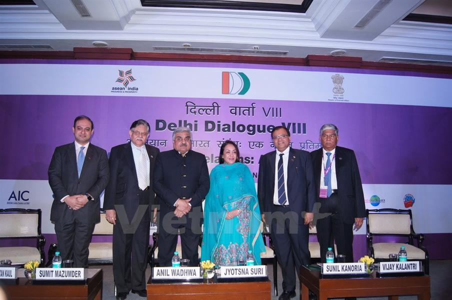 Eighth Delhi Dialogue seeks new paradigm for ASEAN-India ties