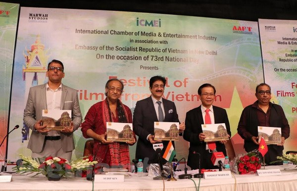Film festival, photo exhibition introduce Vietnam to India