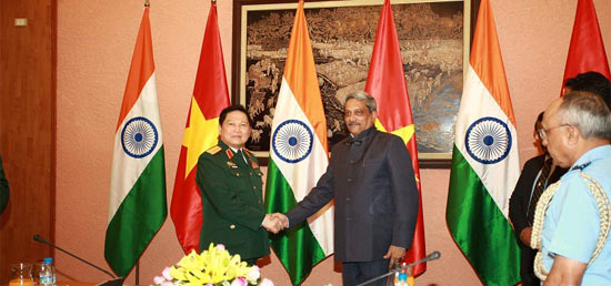 Vietnam - India Development Cooperation: Defence and Security (Part 1)