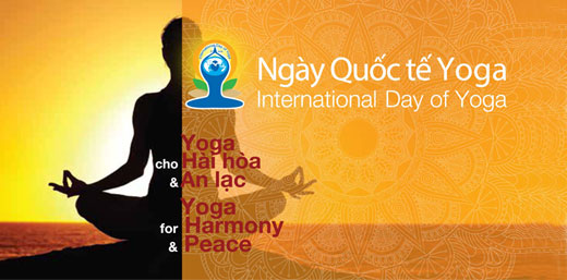 First int'l yoga day to be celebrated in Hanoi